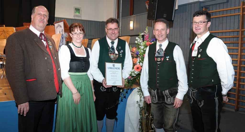 Max Kriesmair, Christine Schuster, Bernd Schuster, Alfred Tkaczik, Bernd Berg