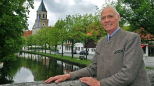 Wir trauern um unser Ehrenmitglied und Förderer Dominikus Weiß